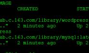 WordPress博客迁移到阿里云并使用Docker驱动