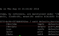 CentOS7下/dev/shm的利用及mount --bind目录连接